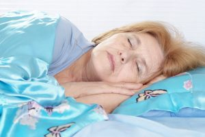 Elder Care in DeWitt MI: What Can Your Elderly Loved One Do if She Wakes Frequently at Night?