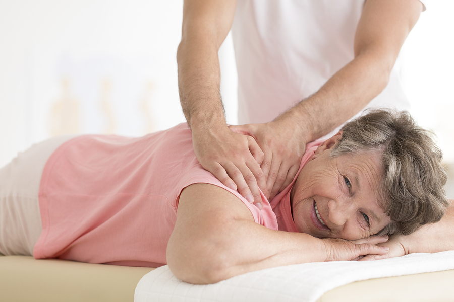 Home Care Services in Williamston MI: Would My Elderly Mother Benefit from Geriatric Massage?